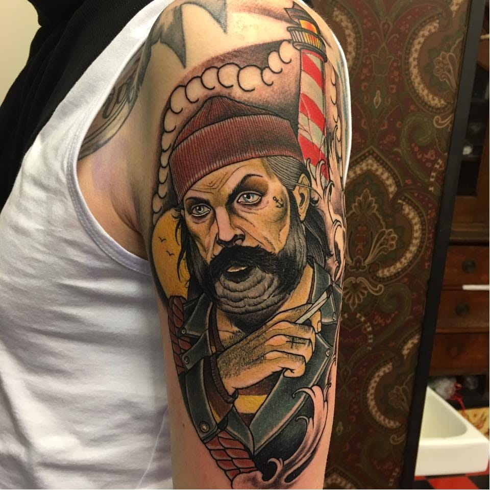 Badass Neo Traditional Tattoos by Stanley Storm