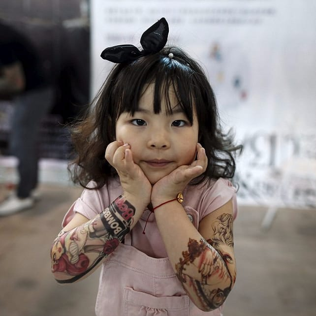 The Buzz at this Year's Shanghai International Art Festival of Tattoos
