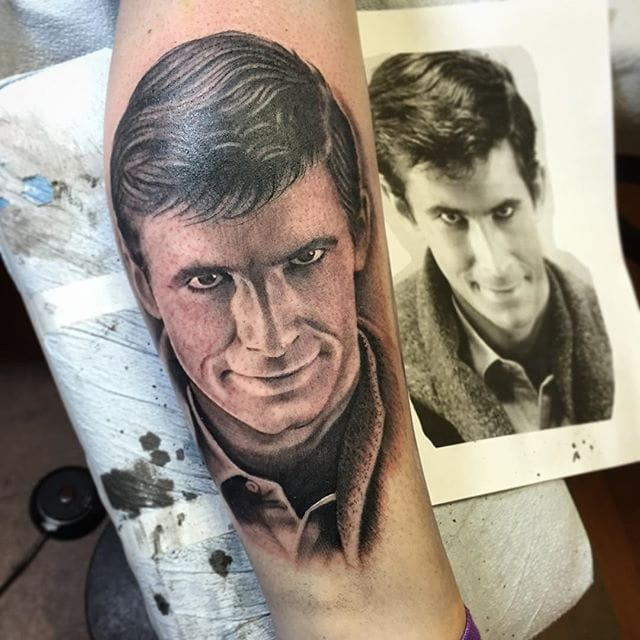 The Black and Grey Tattoos of Stephen McConnell