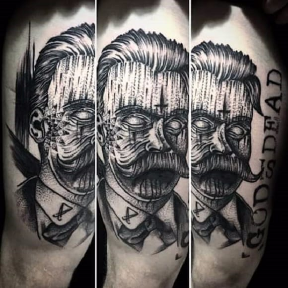 11 Tatuagens Blackwork Do Mestre Do Dark Cavera Volf Tattooer