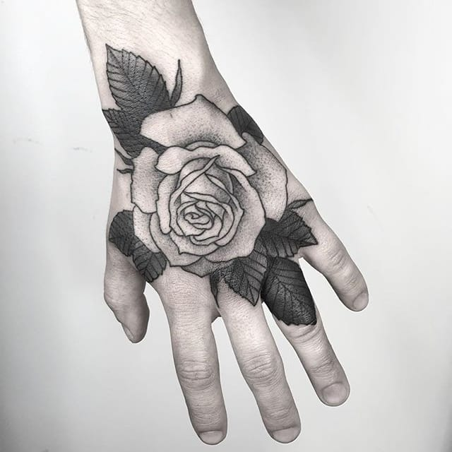 Beautifully Detailed Black and Grey Tattoos by Nathan Kostechko