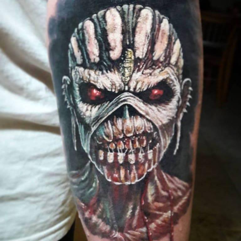 11 Tatuagens Realistas De Fernando Giehl