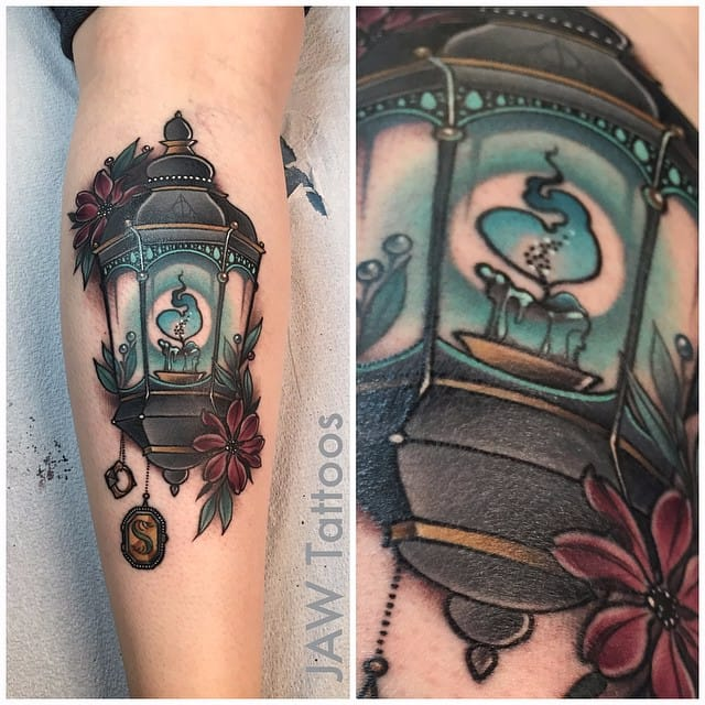 Harry Potter's Curious Oddities: Magical Tattoos by Jessica White