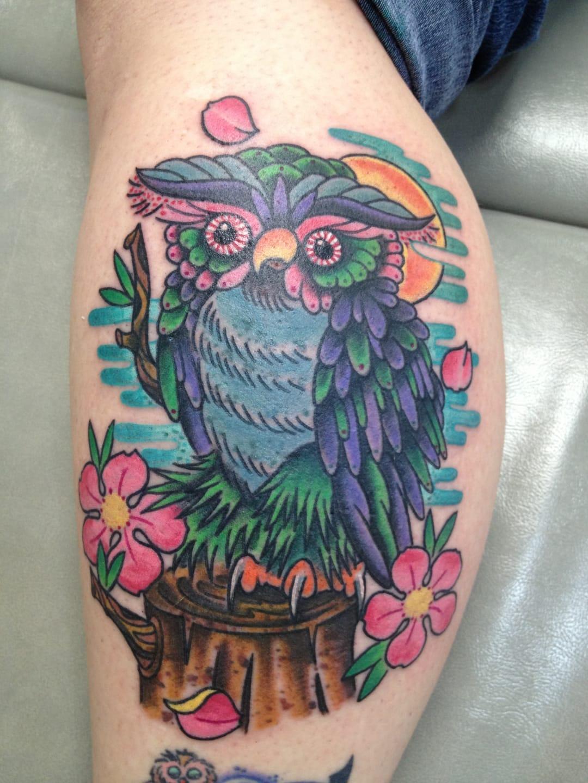 Paul Kirk Tattoo Bare Knuckles Tattoo