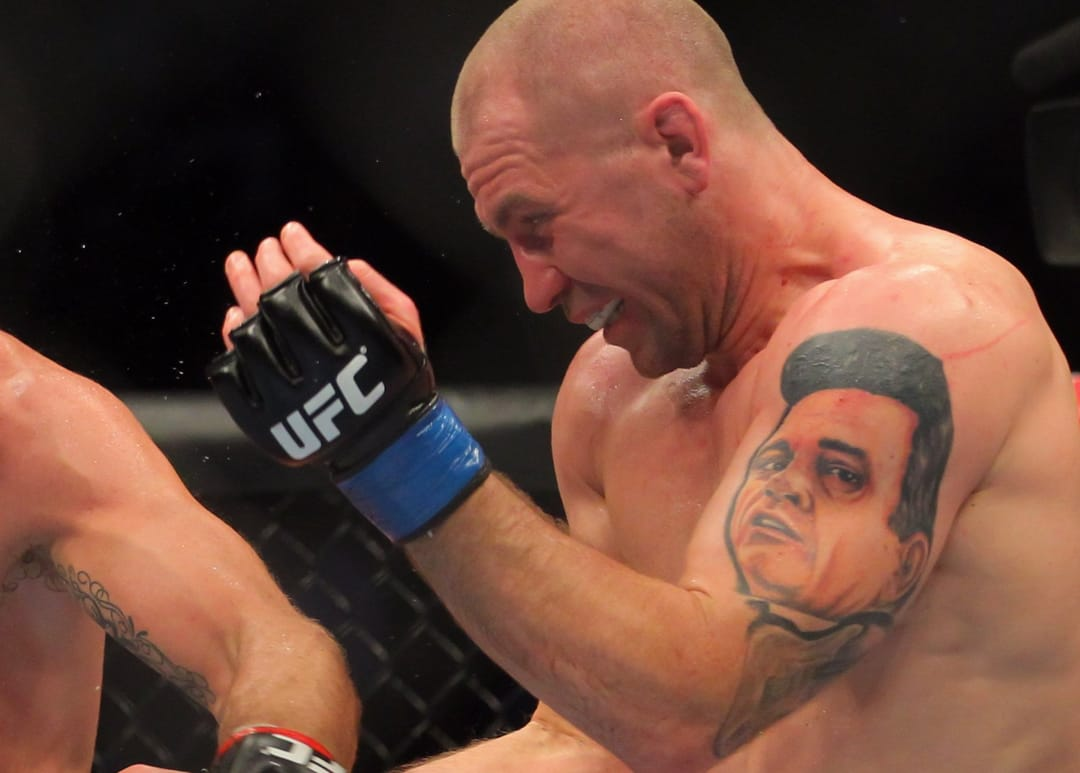 The Worst Tattoos Of The UFC