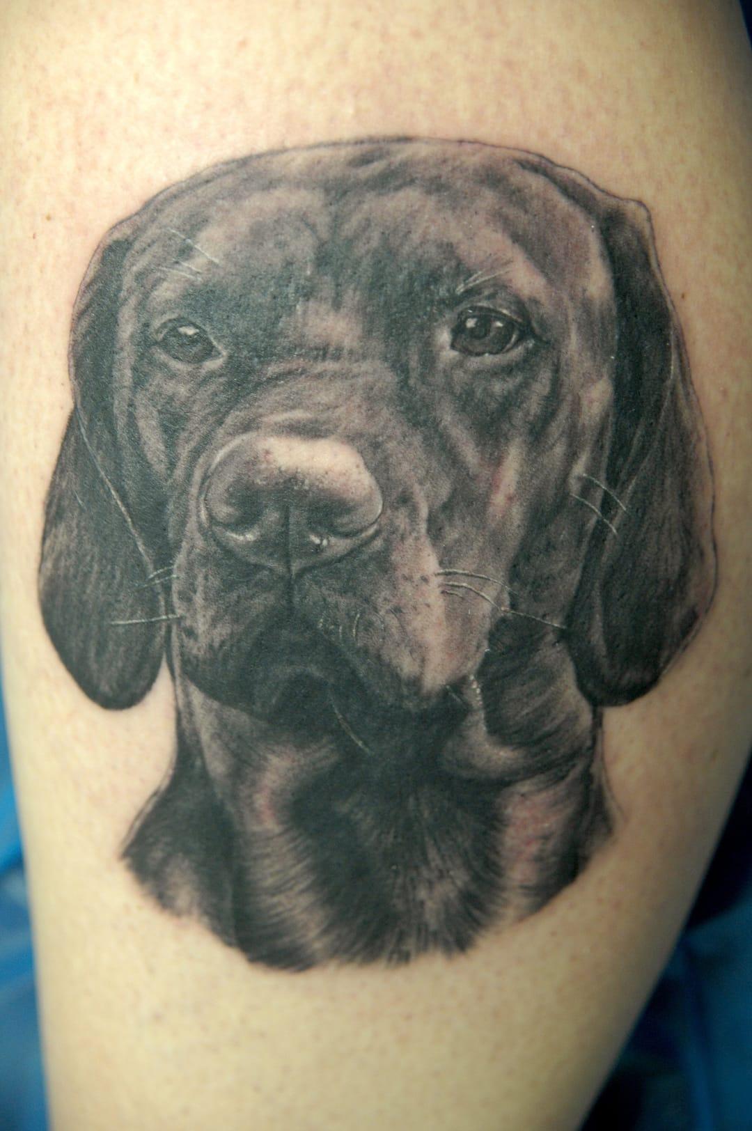 Tatuagem de Andy Engel
