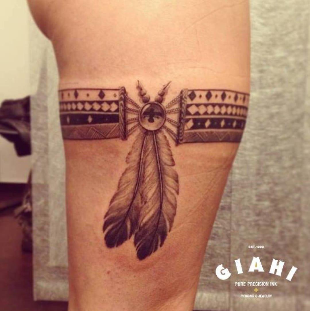 Tatuagem de Roony