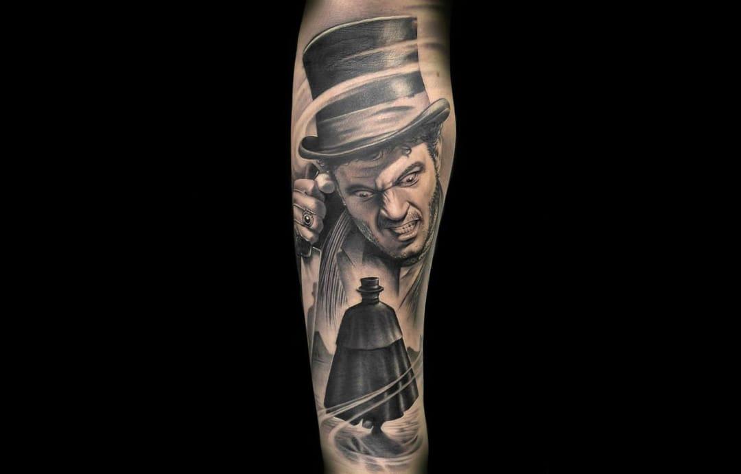 Tattoo by Daniel Martos.