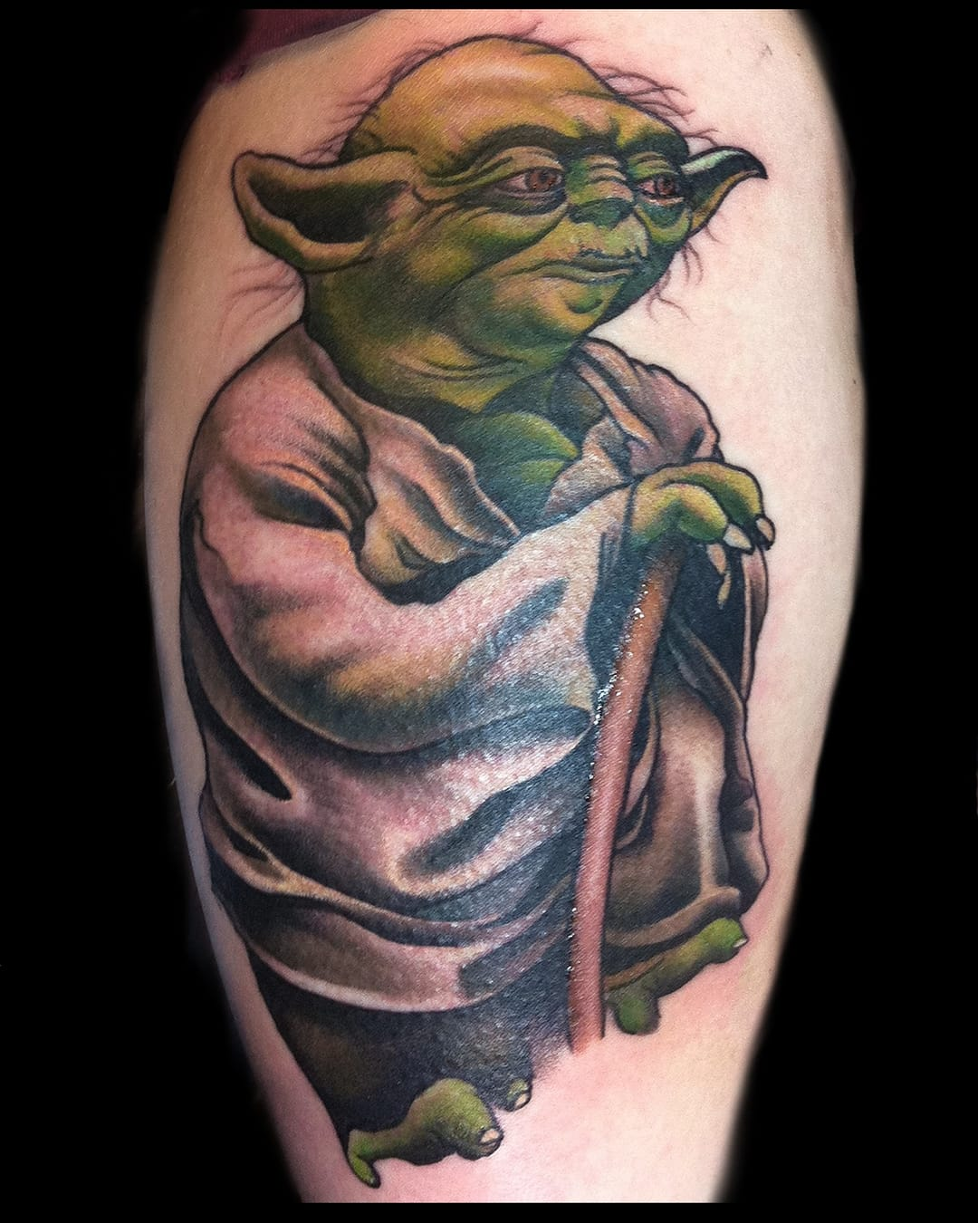 Yoda de Jessi Lawson