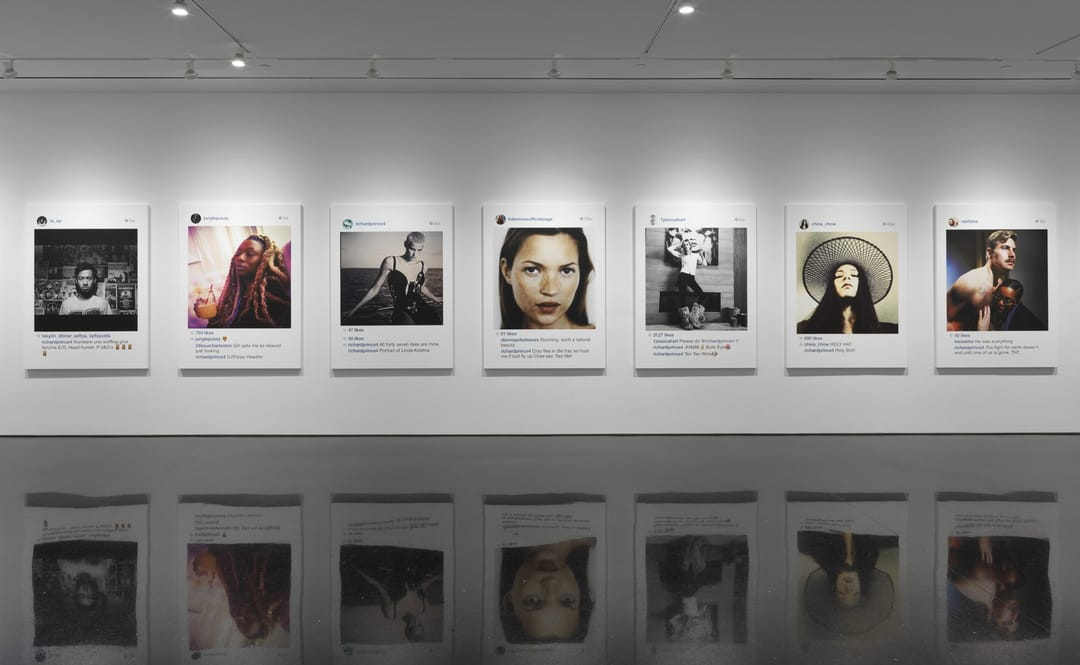 COURTESY GAGOSIAN GALLERY. PHOTOGRAPHS BY ROBERT MCKEEVER.