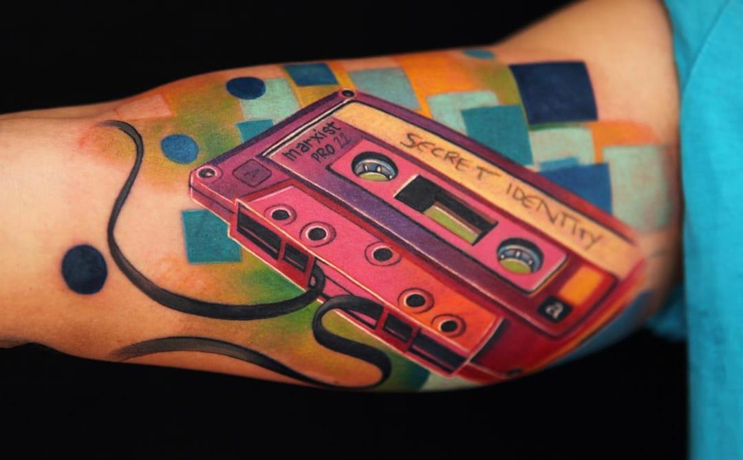 Tattoo by Spunky