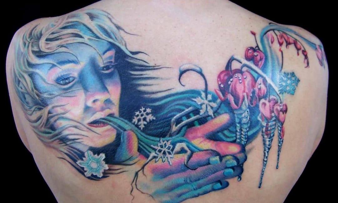 Alguns Cuidados Com Sua Tatuagem No Frio