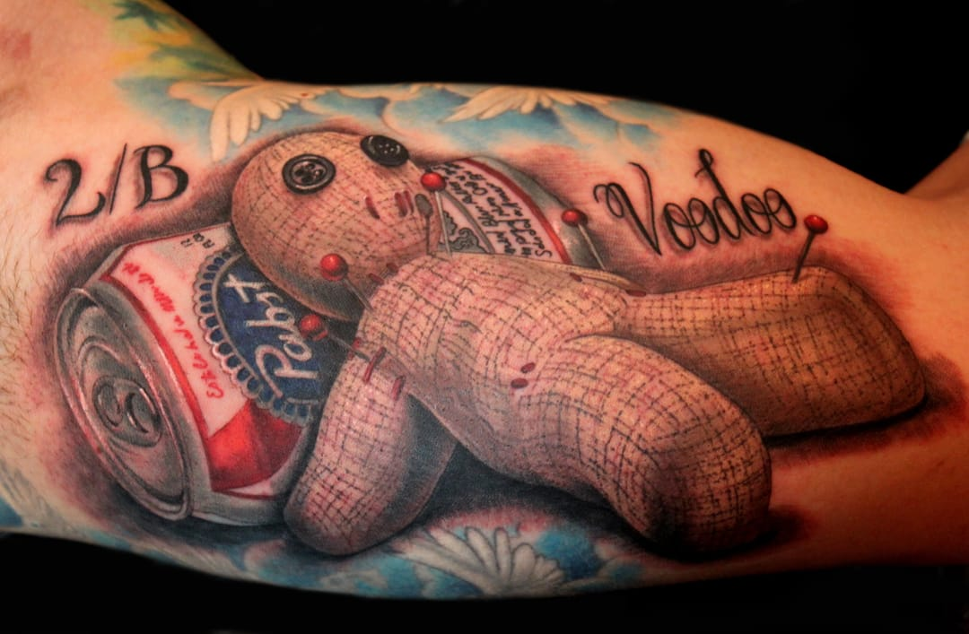 Bonequinhos De Vodu: 18 Tatuagens Para Te Dar Idéias Inocentes