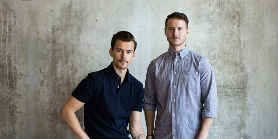 Brothers Tyler and Braden co-founded Inkbox