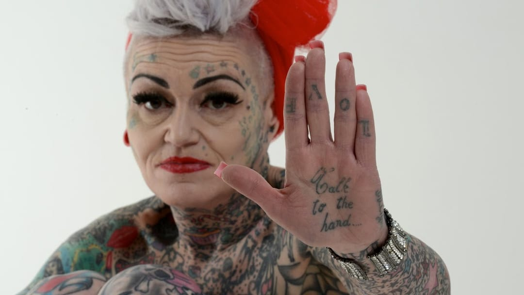 Retirement Tattoo