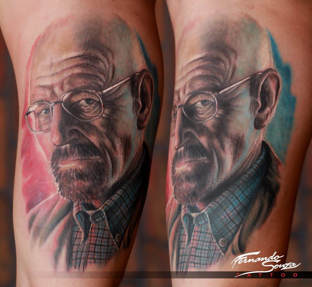 Fernando Souza E Suas Tatuagens Realistas Que Encantam O Mundo