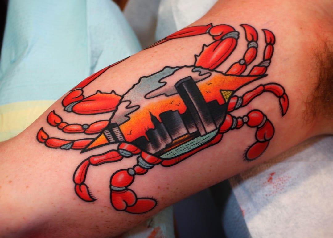 Maryland tattoo