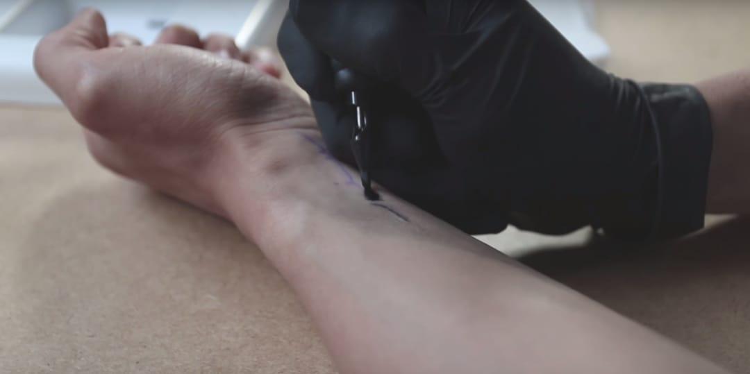 Dezeen Tattoo