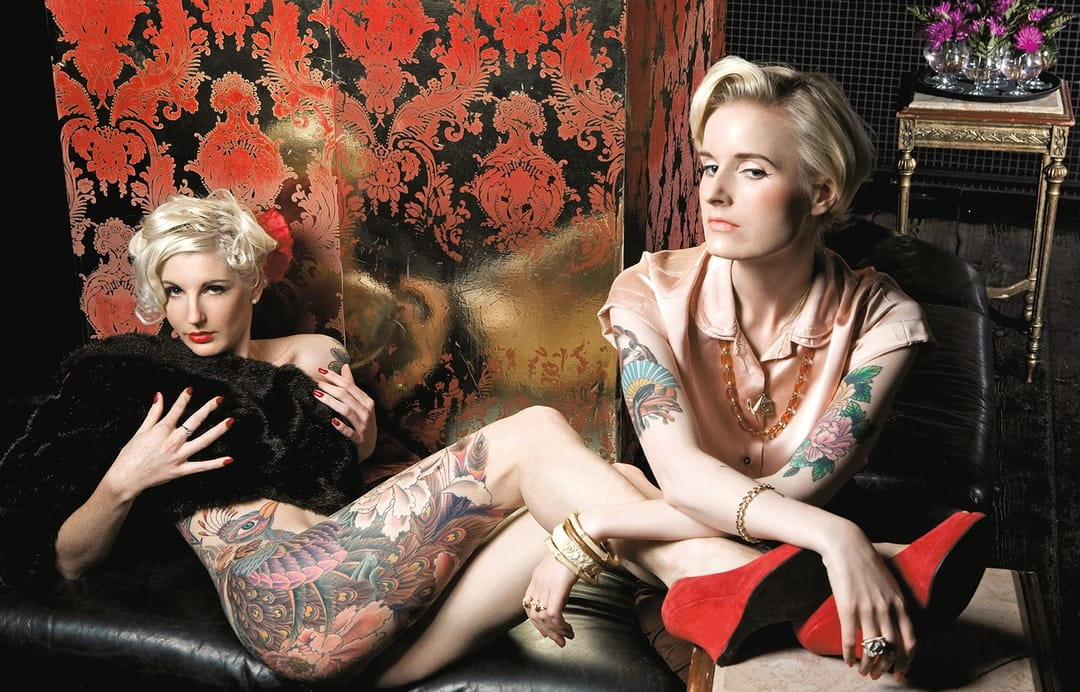 contemporary 100 years of tattoos david mccomb