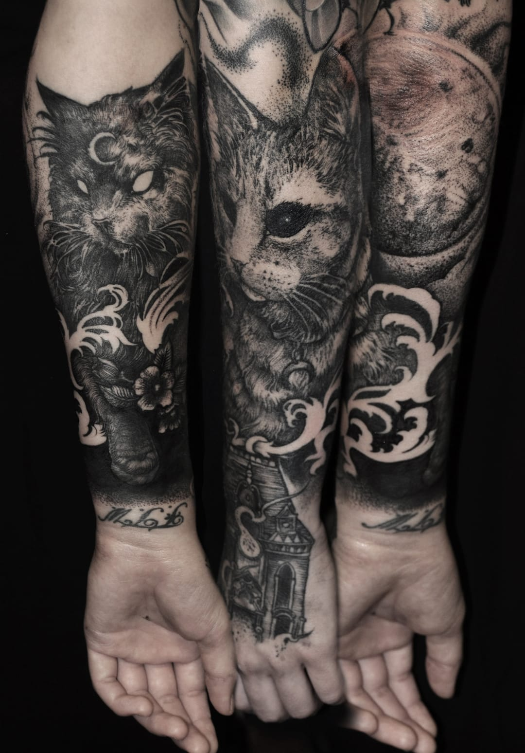 Tattoo Artists You Really Should Get to Know: Róbert Borbás