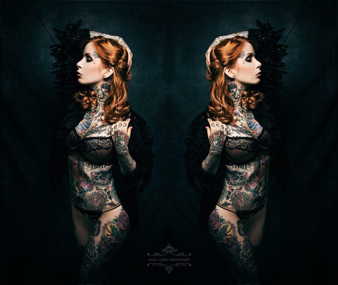 Katy Gold by Ana Lora