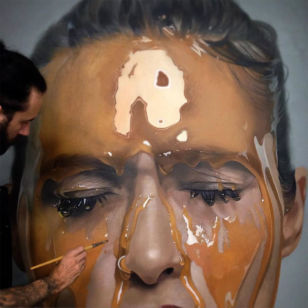 Artist Roberto Bernardi Creates Incredibly Realistic: Tattoo Artist Mike Dargas Creates Incredibly Realistic