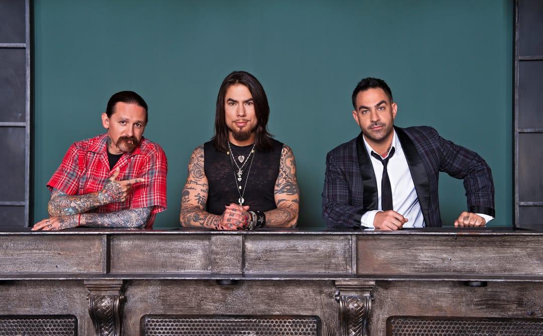 Ink Master Judges, Oliver Peck, Dave Navarro and Chris Nunez