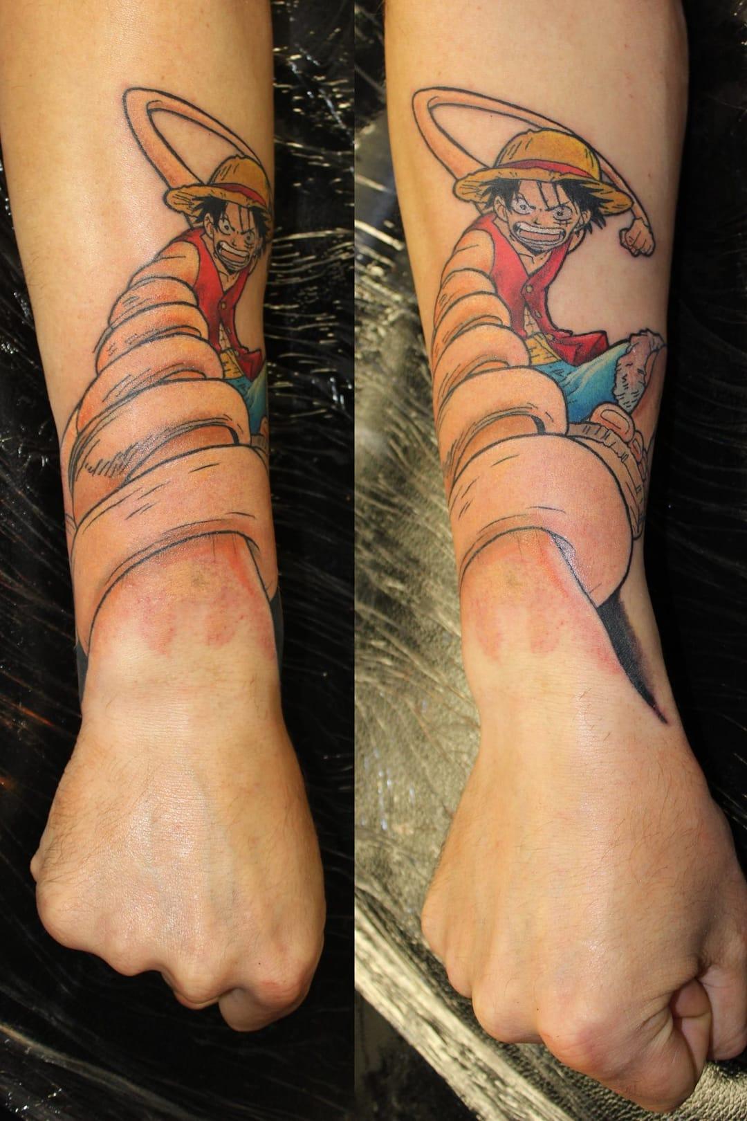 by Tattoo Tom
