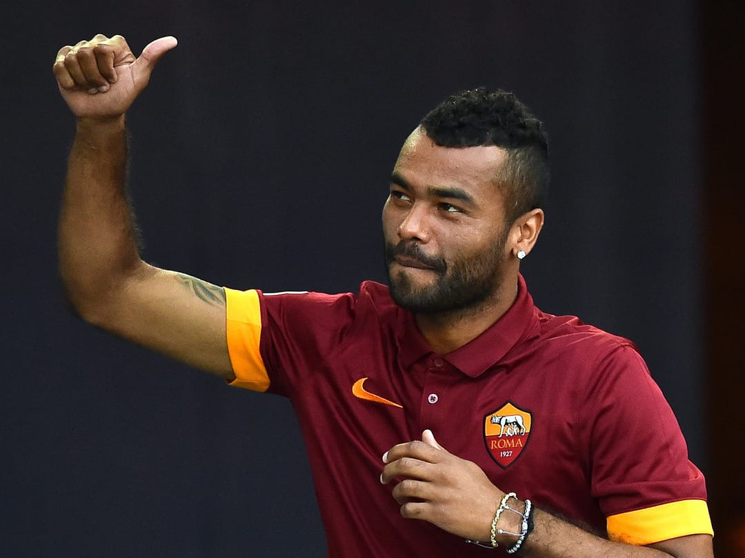 Football Player Ashley Cole Sports New Tattoo On Twitter