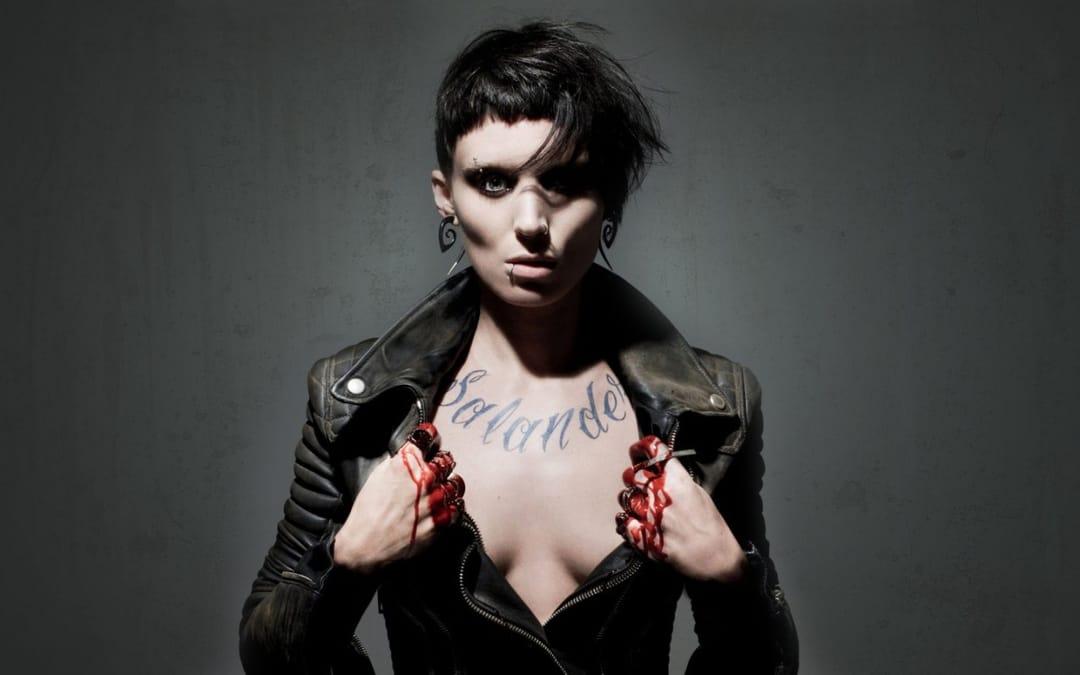 The girl with the dragon tattoo, Lisbeth Salander