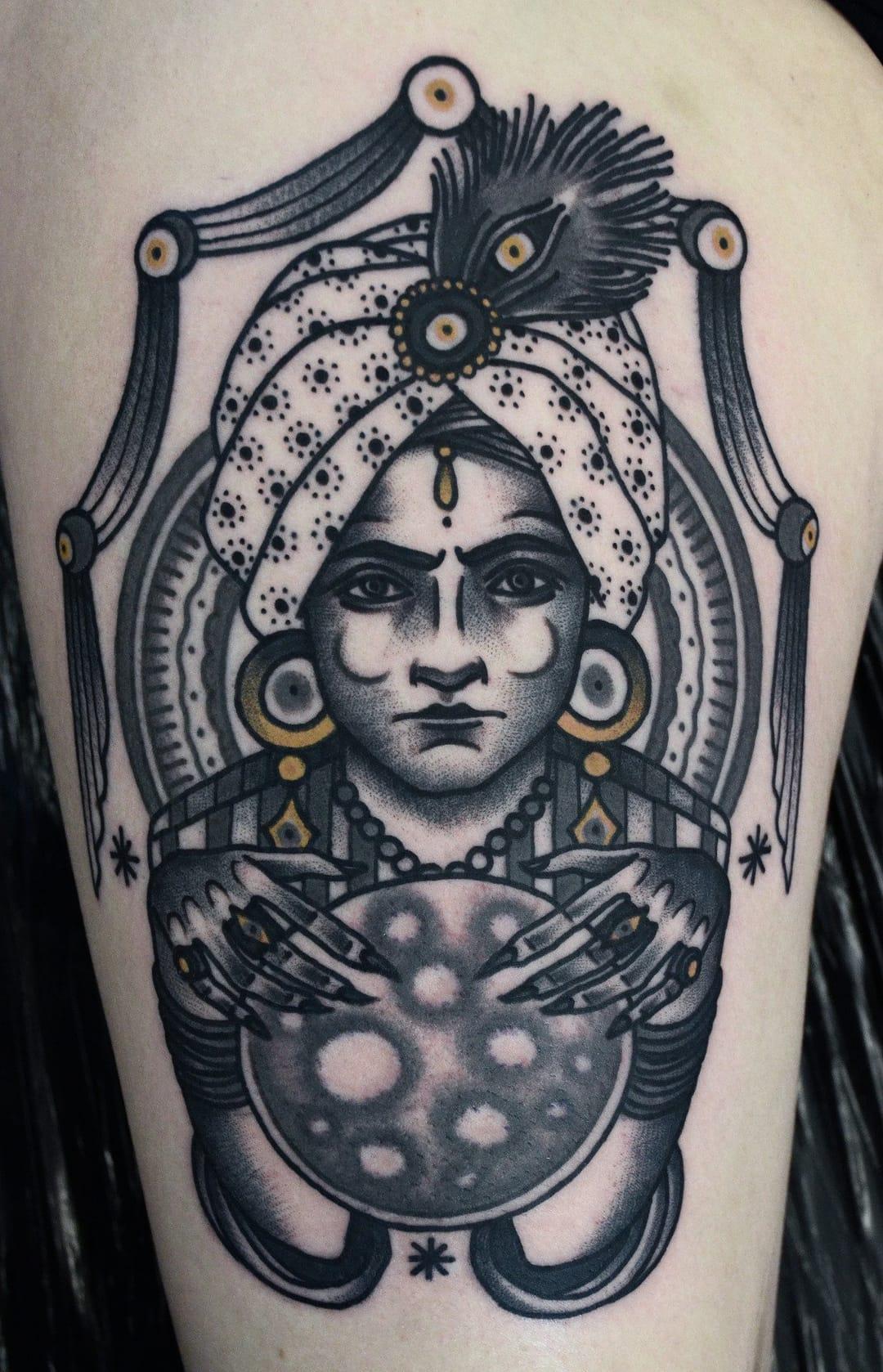 Fortune Teller Tattoos