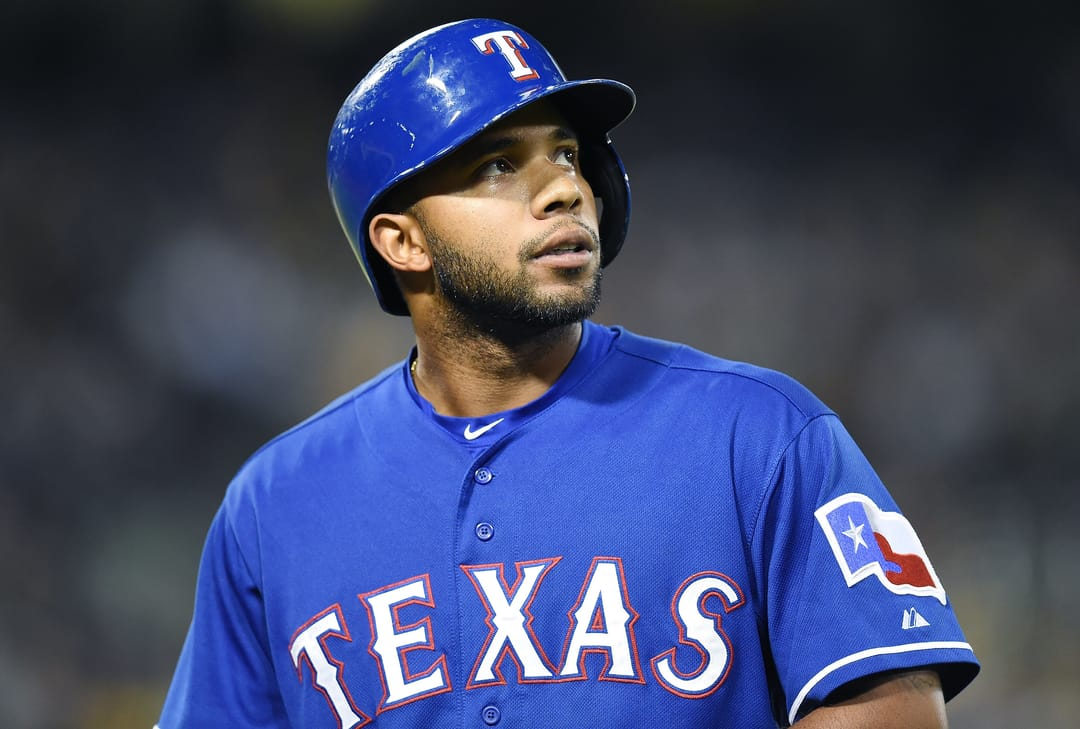 Elvis Andrus' Tattoo Made Him Miss A Game!