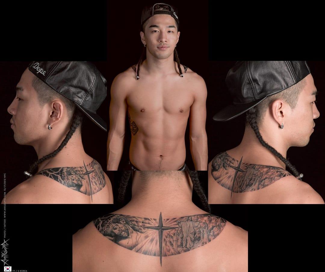 Korean Boyband Big Bang Gets Tattooed By Anil Gupta