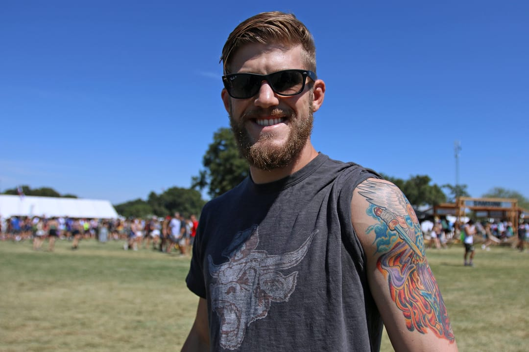 Austin City Limits Festivalgoers Share Their Tattoo Stories