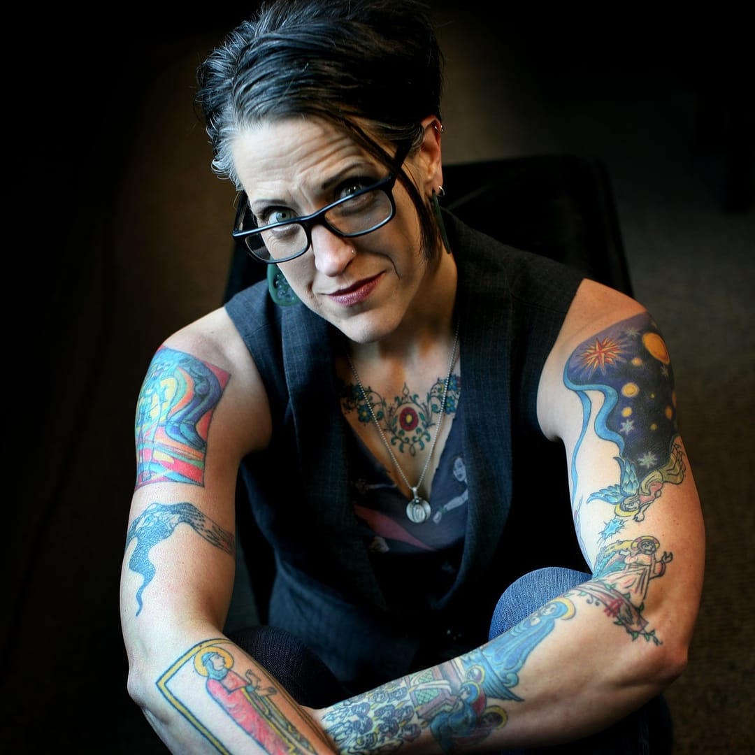 Nadia Bolz-Weber - The Tattooed Pastor