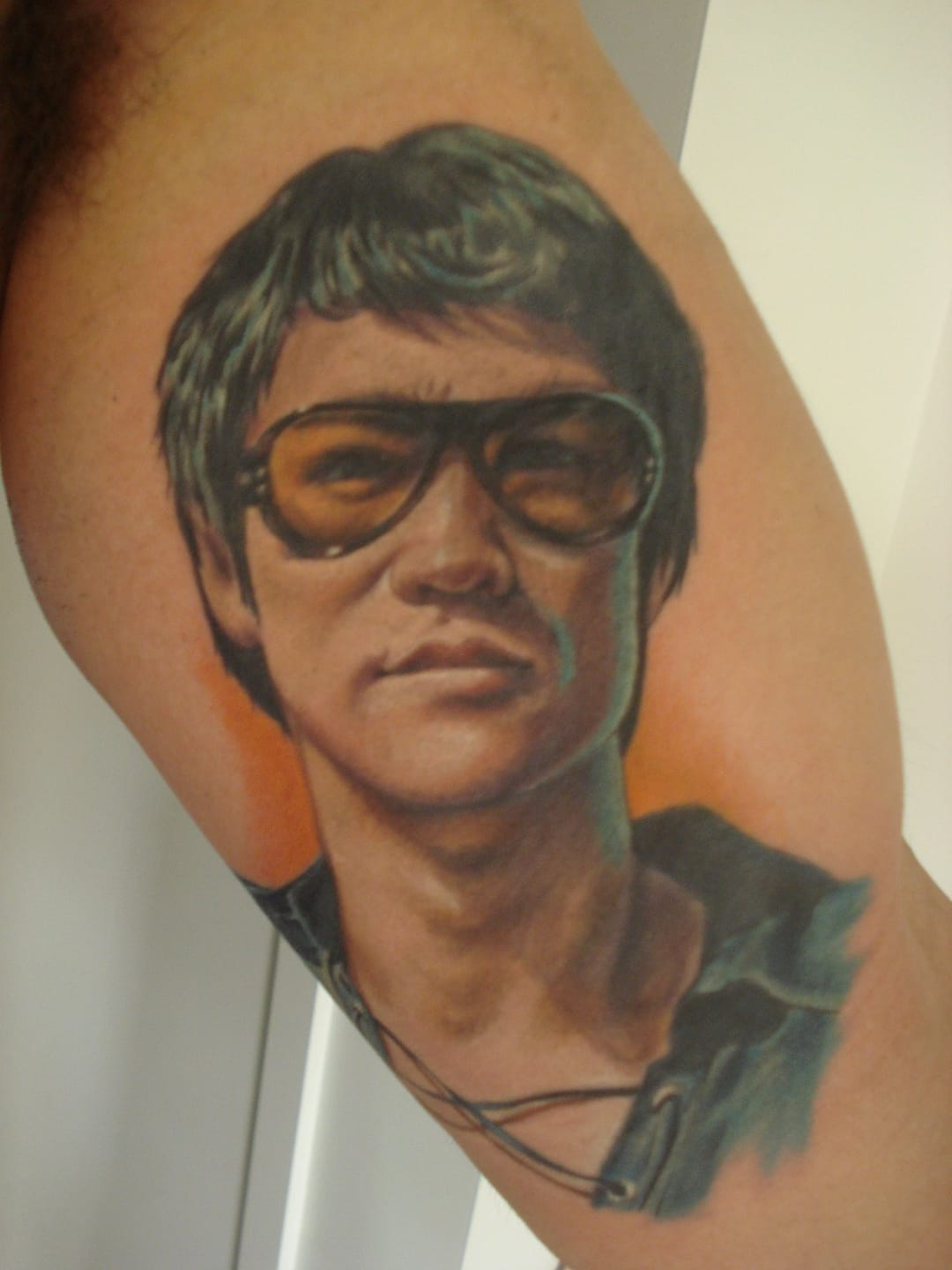 Nikko Nyc 8 Crazy Awesome Bruce Lee Tattoos Tattoodo