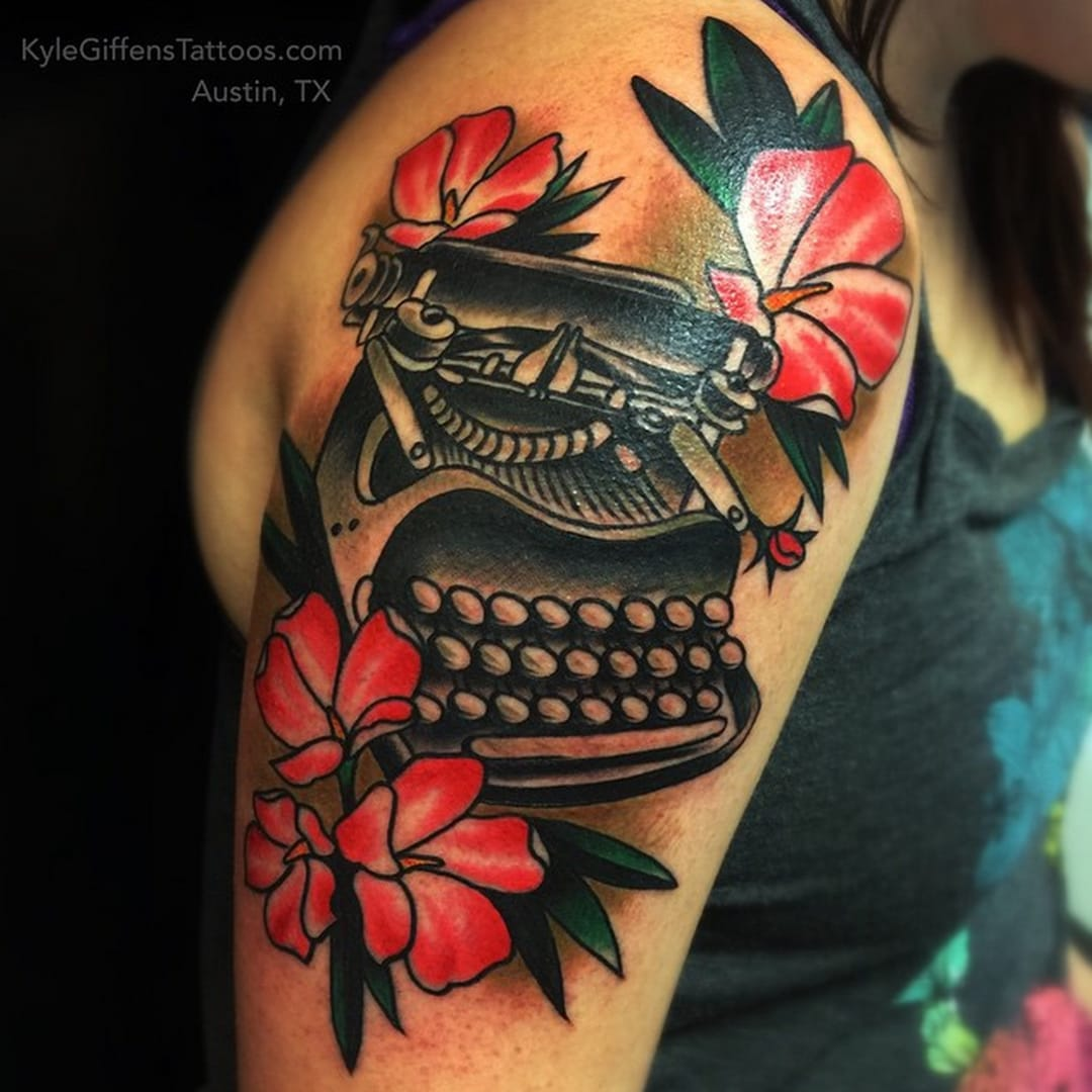 Tattoo by Kyle Giffen