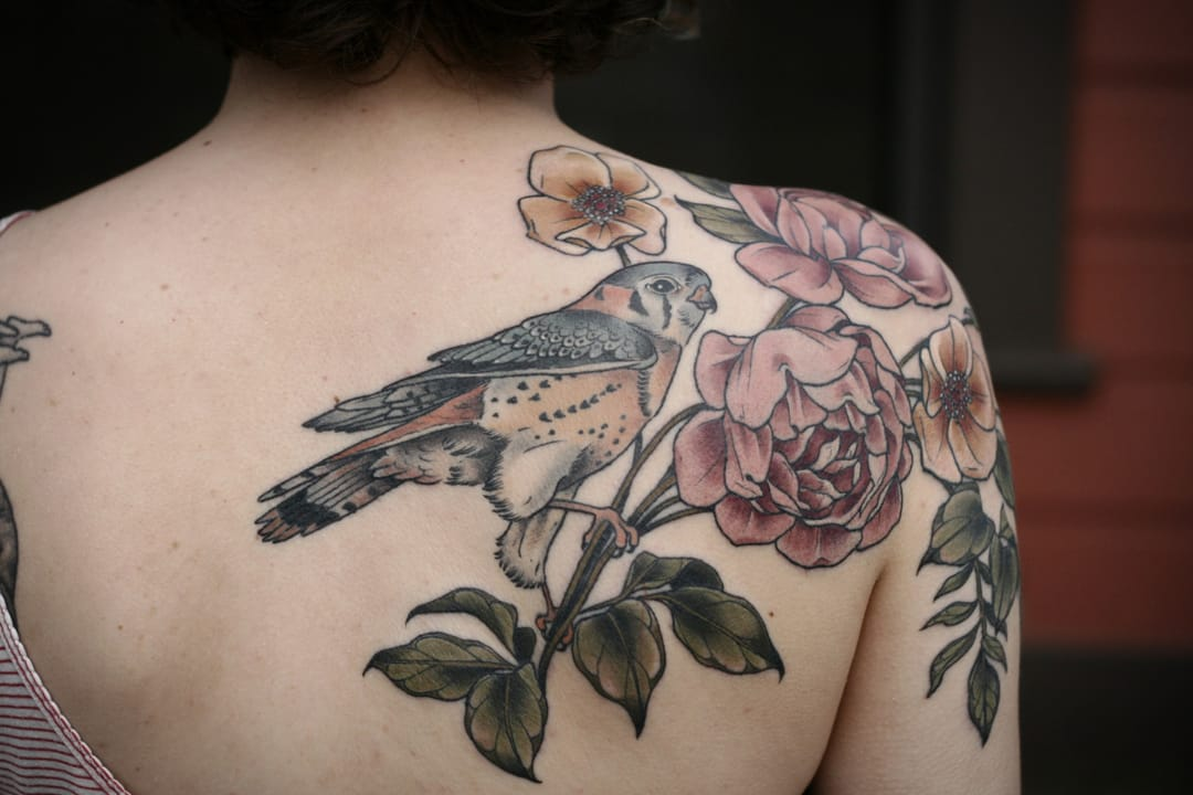Kirsten Holliday: Inking Gardens On Skin
