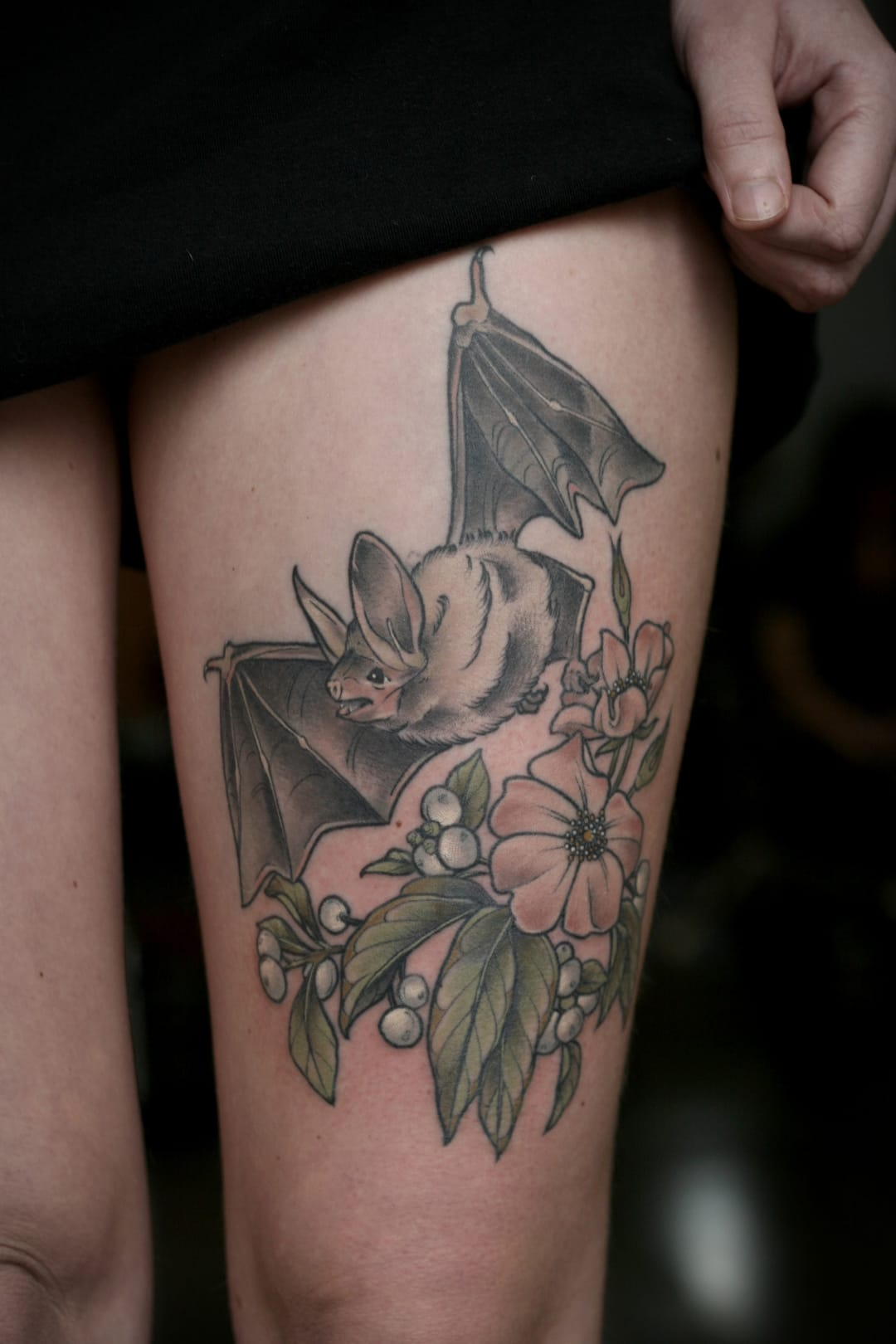 Wonderland tattoo