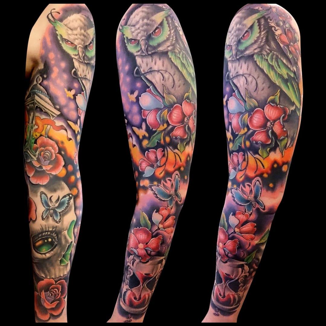Fredrik Edin e um lindo fechamento de braço em full colors