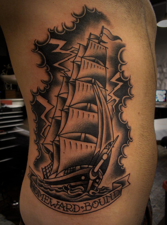 Brilliant Tattoo by Tim Hendricks