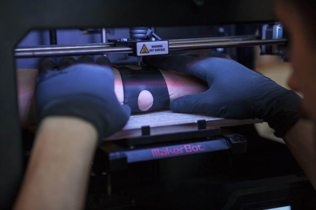 3D-Printing Tattoo Machine