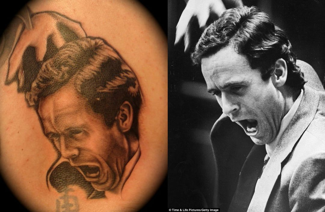 People Are Actually Getting Serial Killers Tattoos?