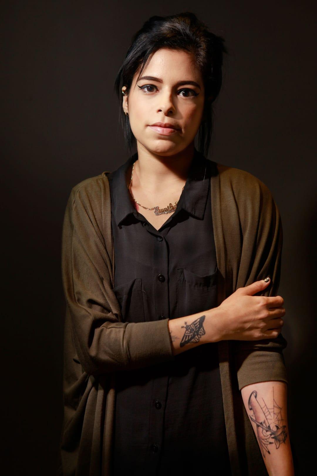 Jennifer Diaz, photo by Marisha Camp