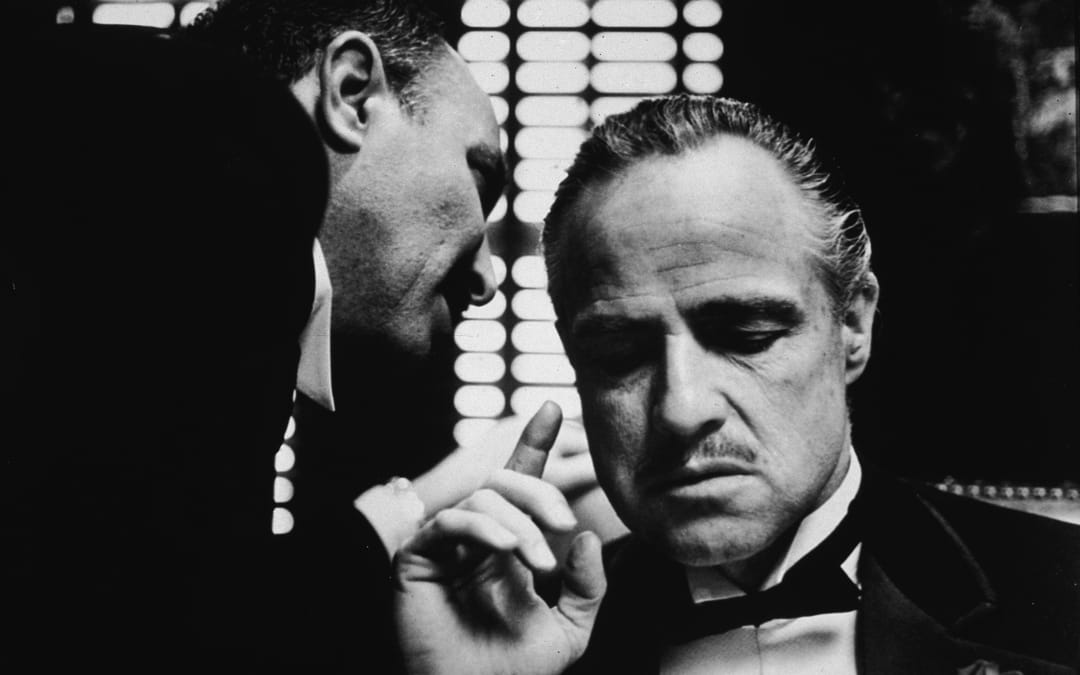 Marlon Brando Won An Academy Award For His Portrayal Of Vito Corleone!!