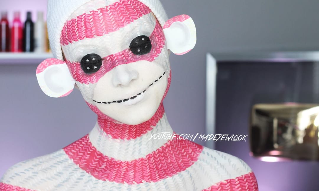 Sock monkey transformation