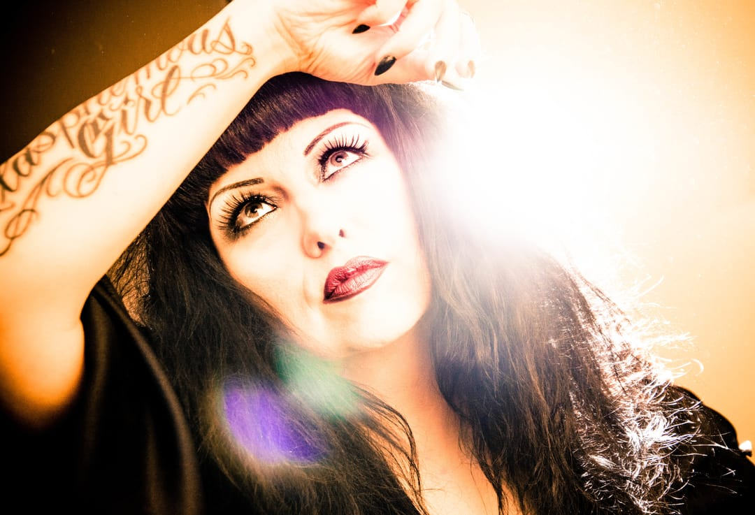 Rocker Tairrie B Goes Back To Her Rap Roots