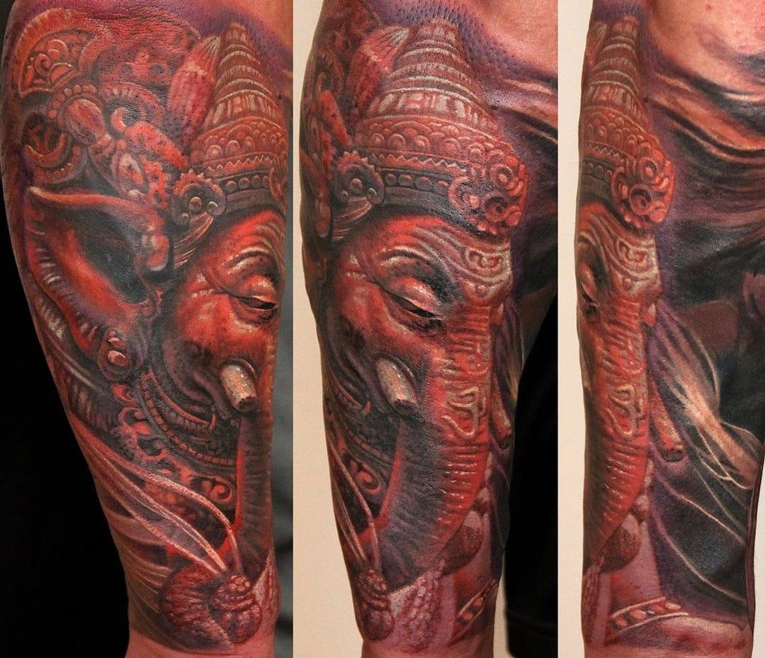 Tattoo by Boris of Wien.