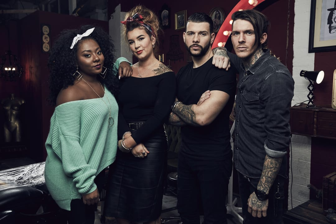 Tattoo Fixers Returns With Artist Alice Perrin