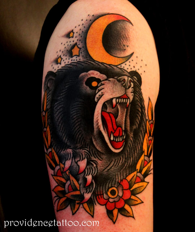 Tattoo from providencetattoo.com